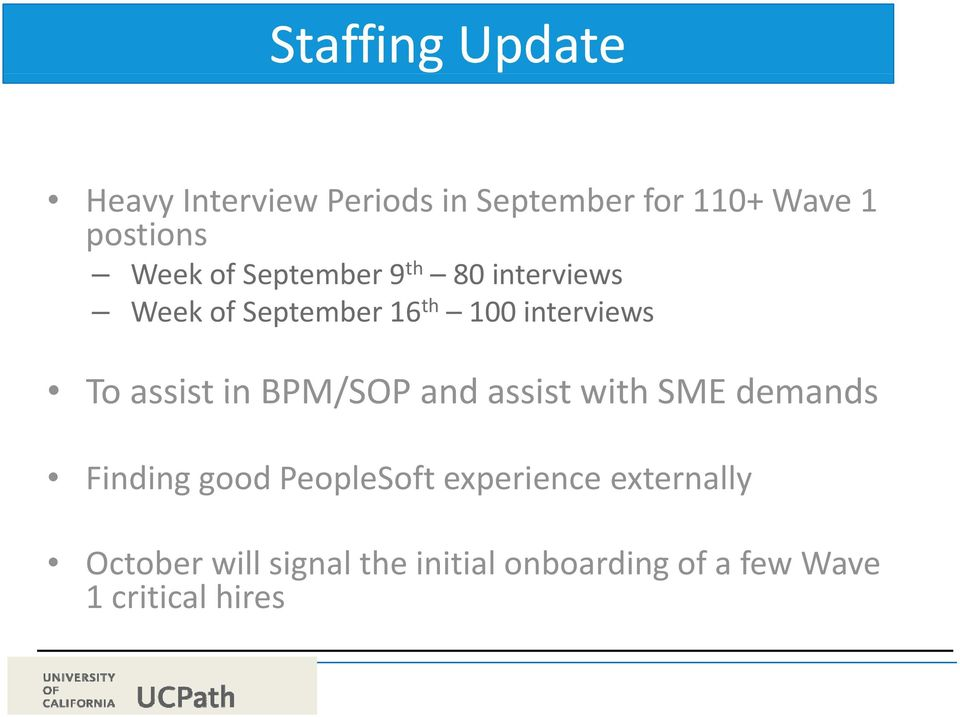 assistinin BPM/SOP andassistwithsmedemands assist demands Finding good PeopleSoft