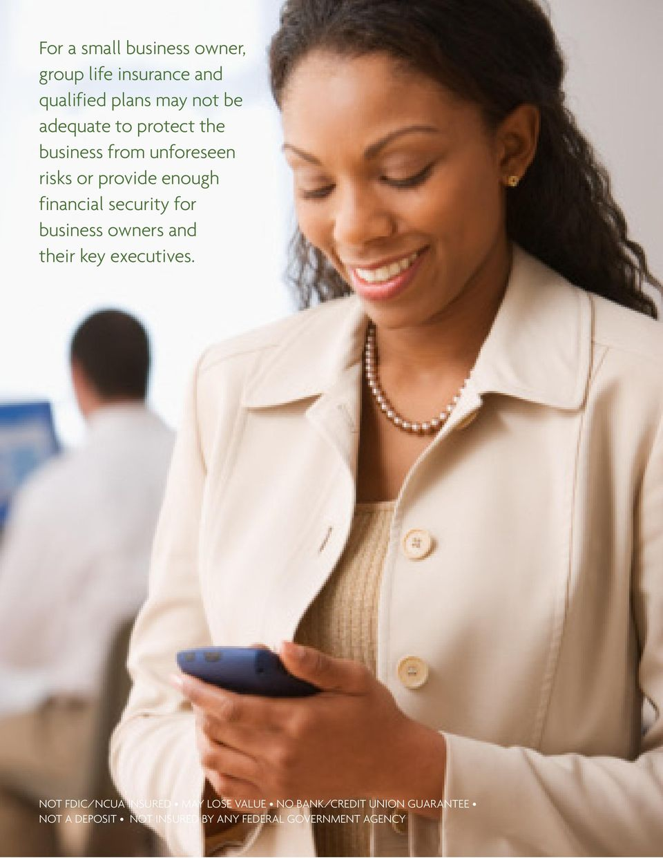 security for business owners and their key executives.