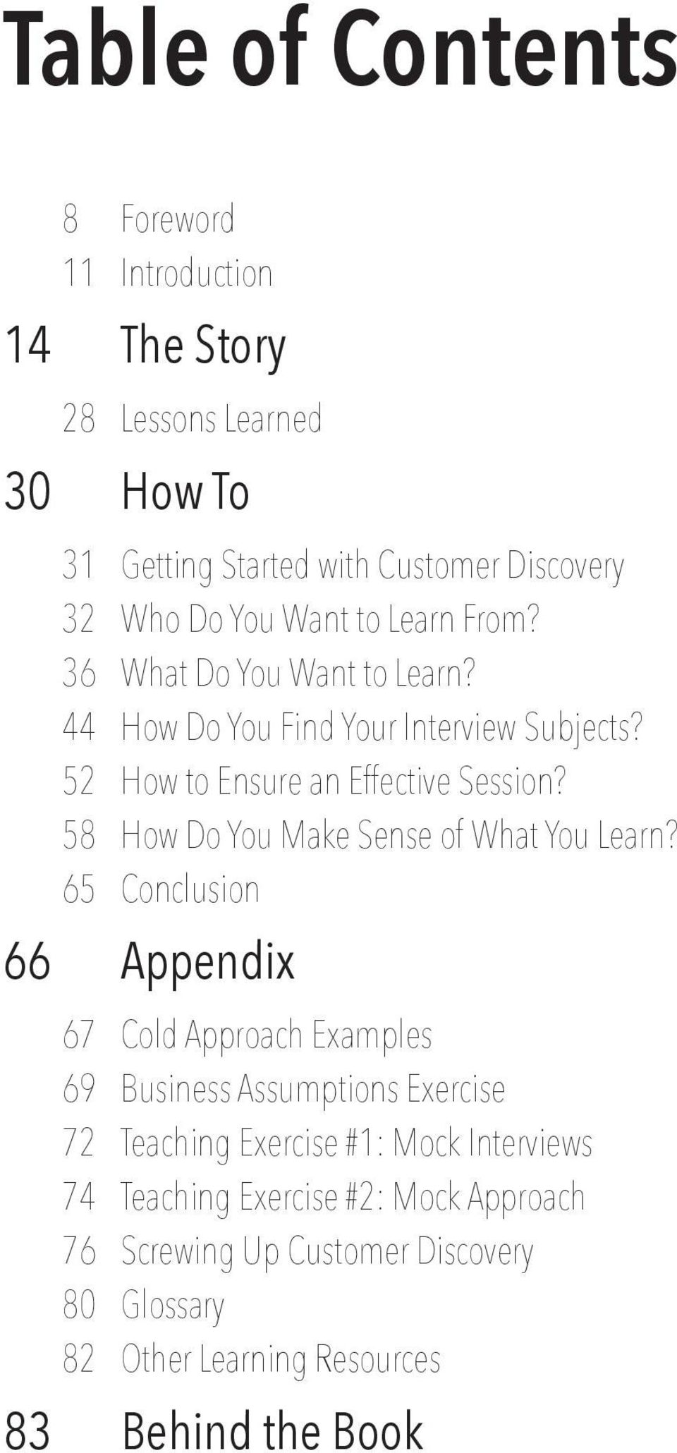 58 How Do You Make Sense of What You Learn?