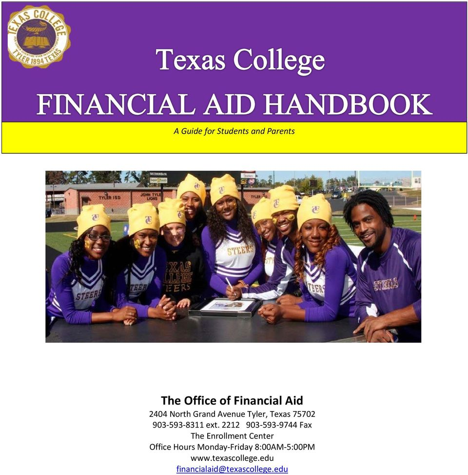 2212 903-593-9744 Fax The Enrollment Center Office Hours