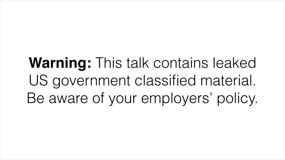 government classified