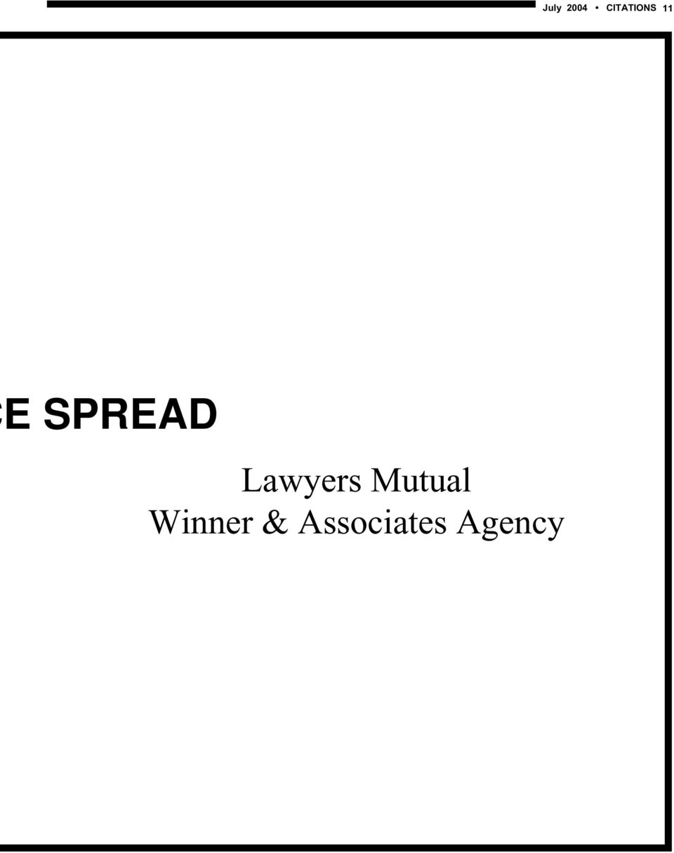 SPREAD Lawyers
