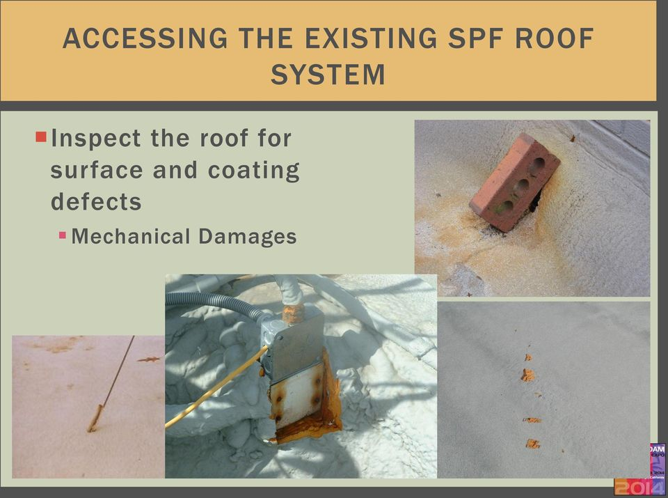 roof for surface and