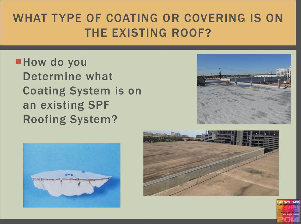 How do you Determine what Coating