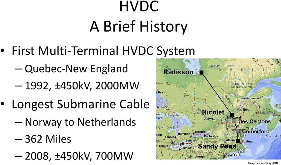 Longest Submarine Cable Norway to Netherlands
