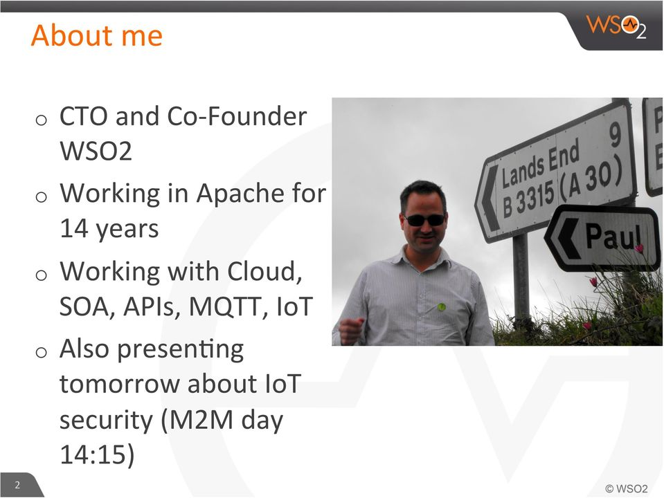 Cloud, SOA, APIs, MQTT, IoT o Also
