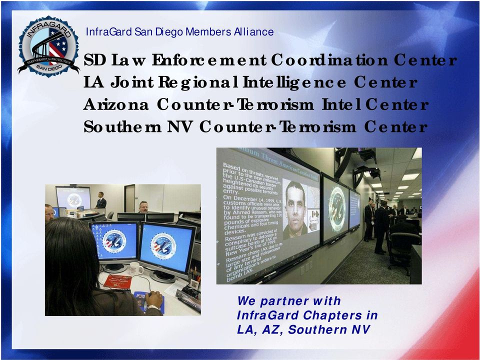 Counter-Terrorism Intel Center Southern NV