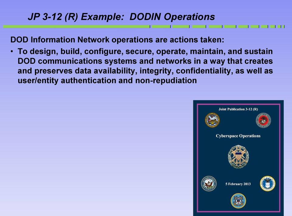 communications systems and networks in a way that creates and preserves data