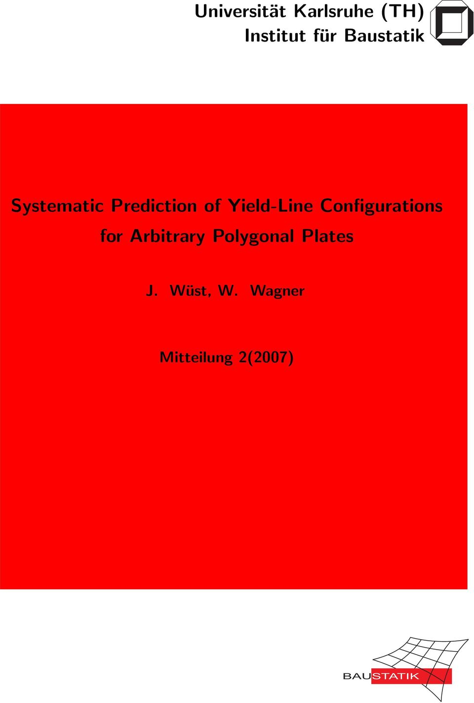 Yield-Line Configurations for Arbitrary