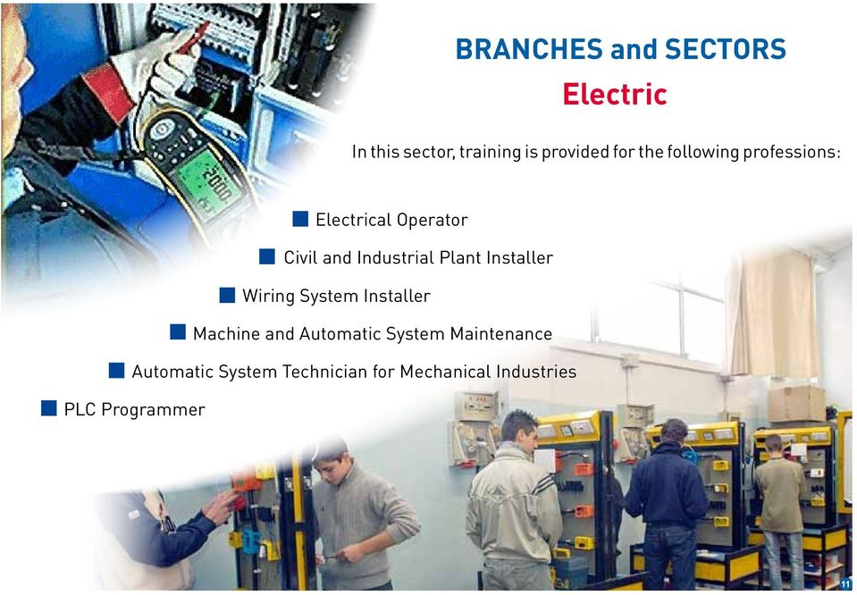 Plant Installer Wiring System Installer Machine and Automatic System