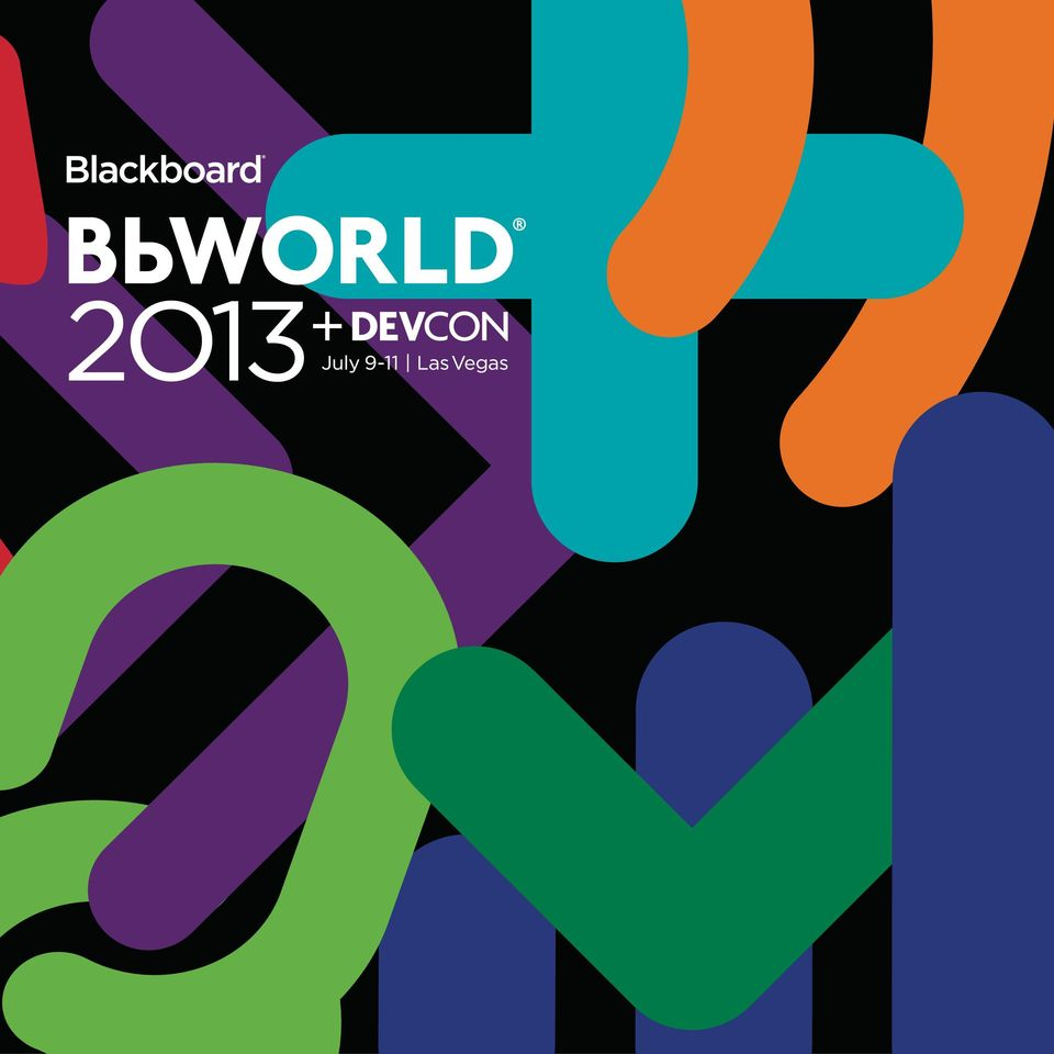 BbWORLD ON THE GO  Quickly and easily find BbWorld and DevCon