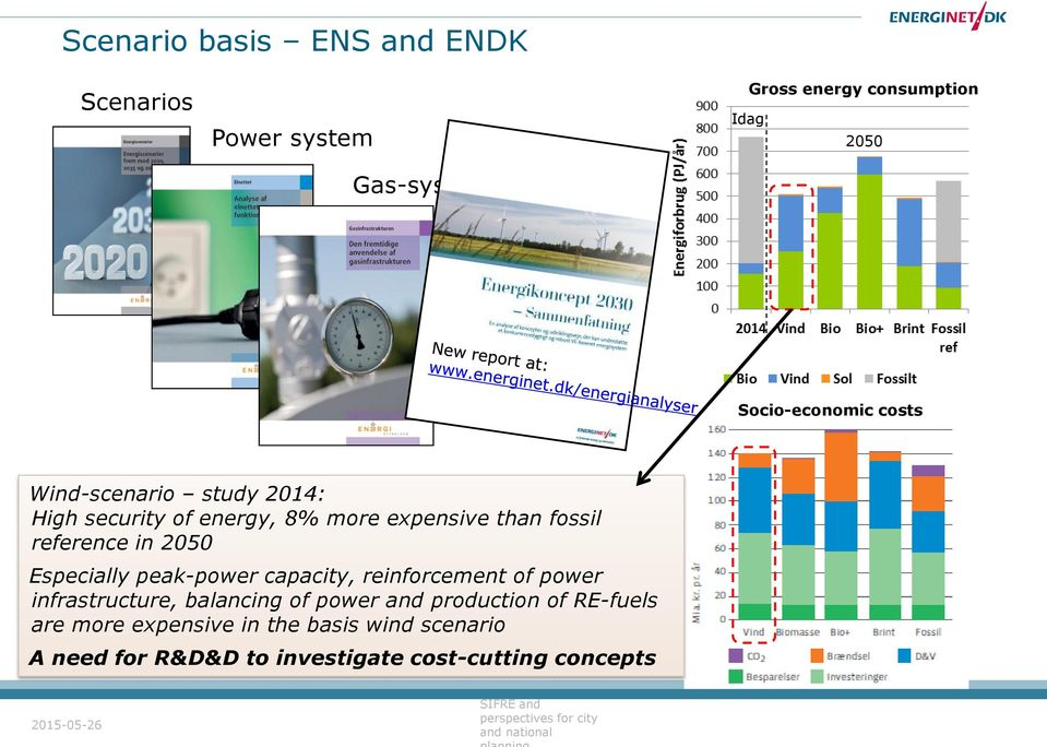 peak-power capacity, reinforcement of power infrastructure, balancing of power and production of RE-fuels are more