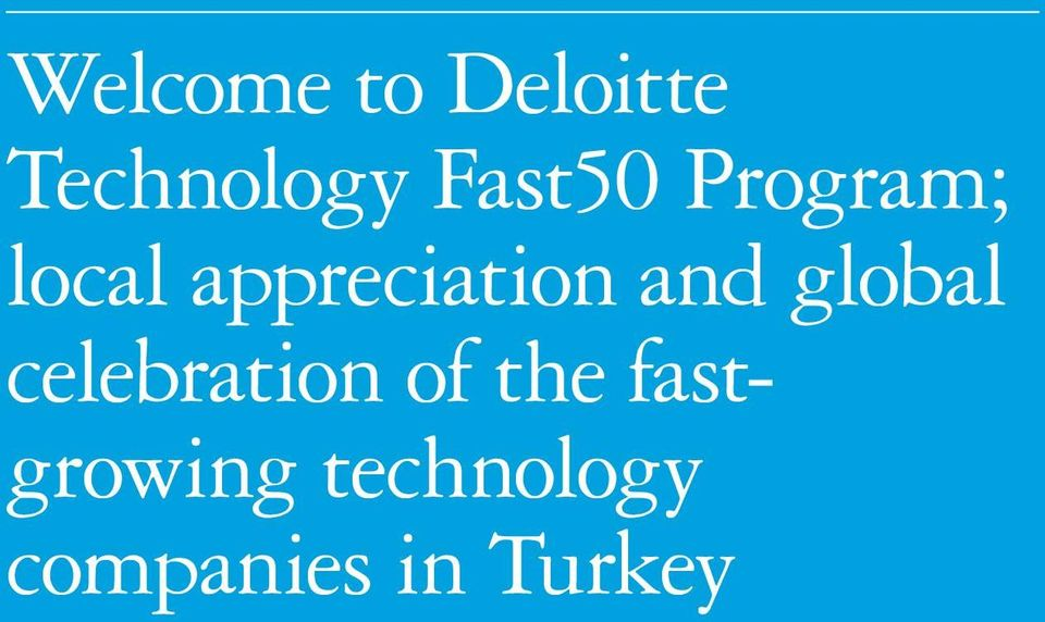 fastgrowing technology companies in Turkey 2 Create