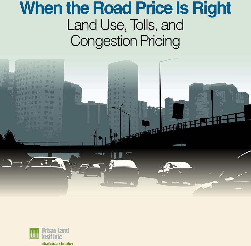and Congestion Pricing