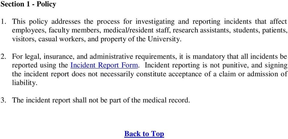 Medical Incident Report Template Doc688904 Free Incident – Patient Incident Report Form