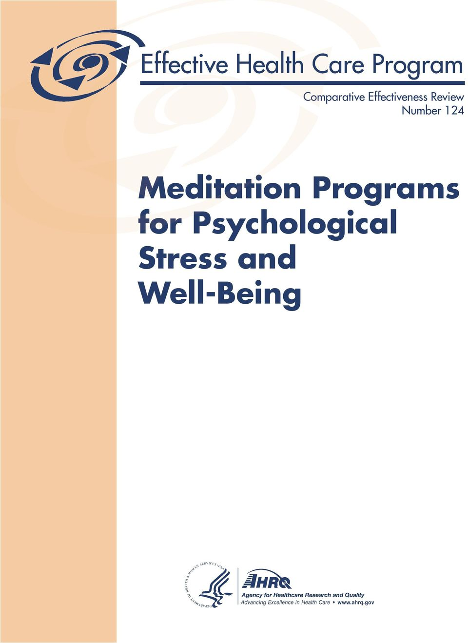 Meditation Programs for
