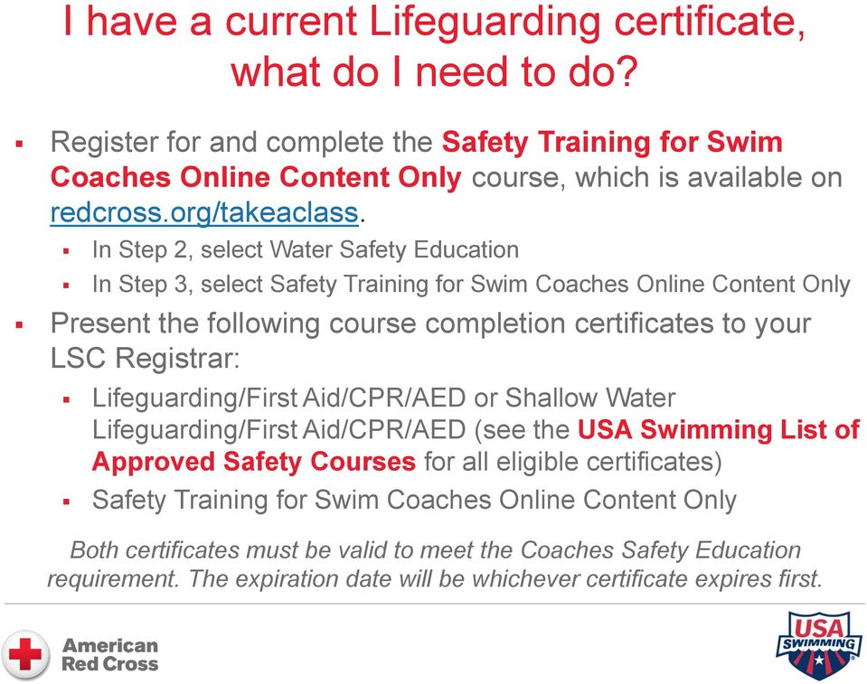 Lifeguard Certification Online Free Professional Resume