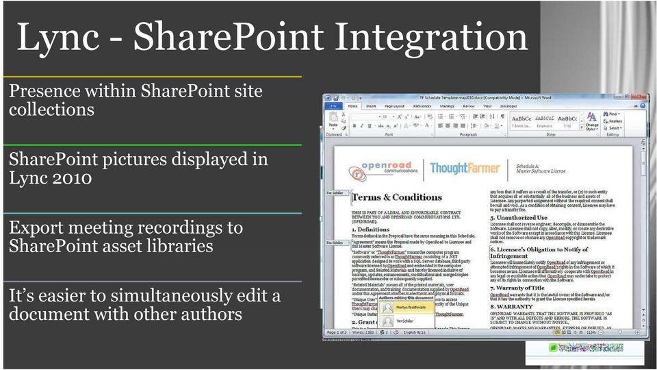 Export meeting recordings to SharePoint asset libraries It