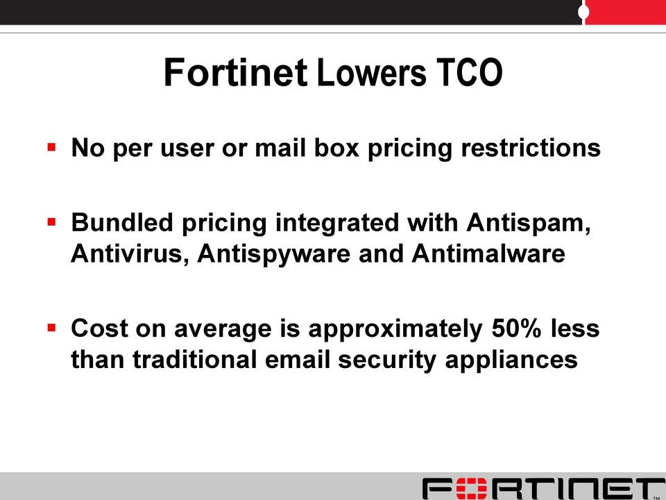 Antivirus, Antispyware and Antimalware Cost on average is