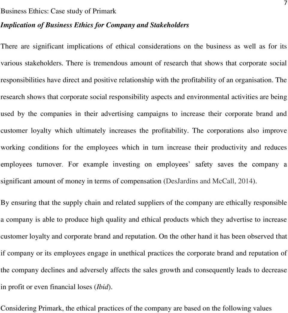 code of business conduct policy