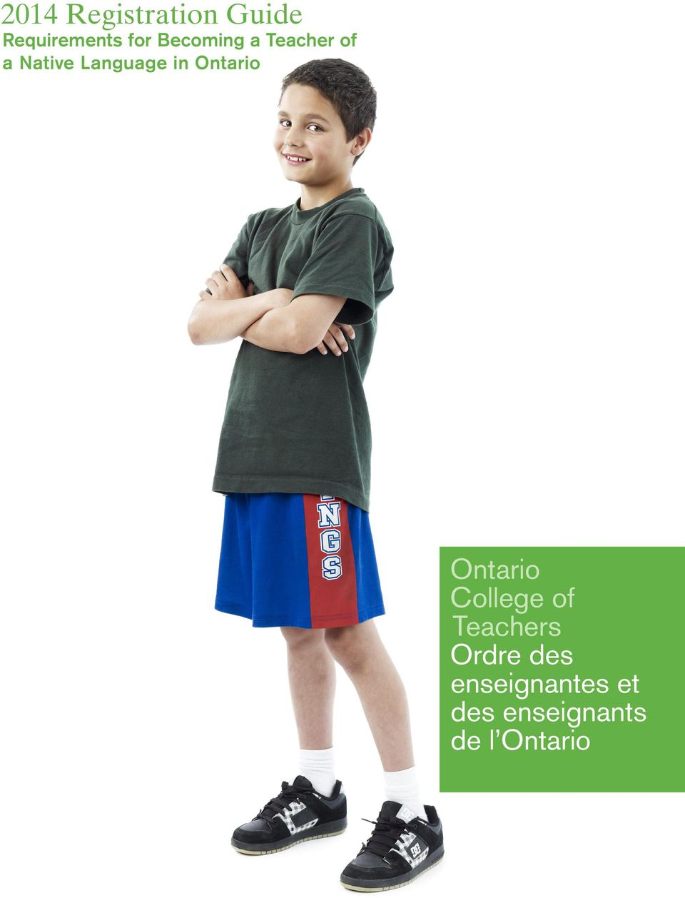 Ontario Ontario College of Teachers Ordre
