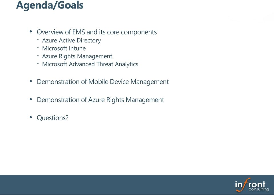 Microsoft Advanced Threat Analytics Demonstration of Mobile