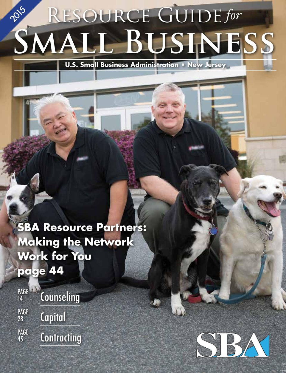Small Business Administration New Jersey SBA