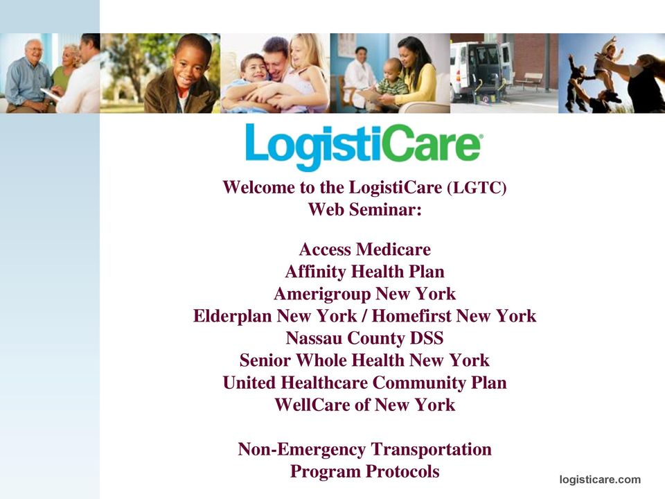 Nassau County DSS Senior Whole Health New York United Healthcare Community