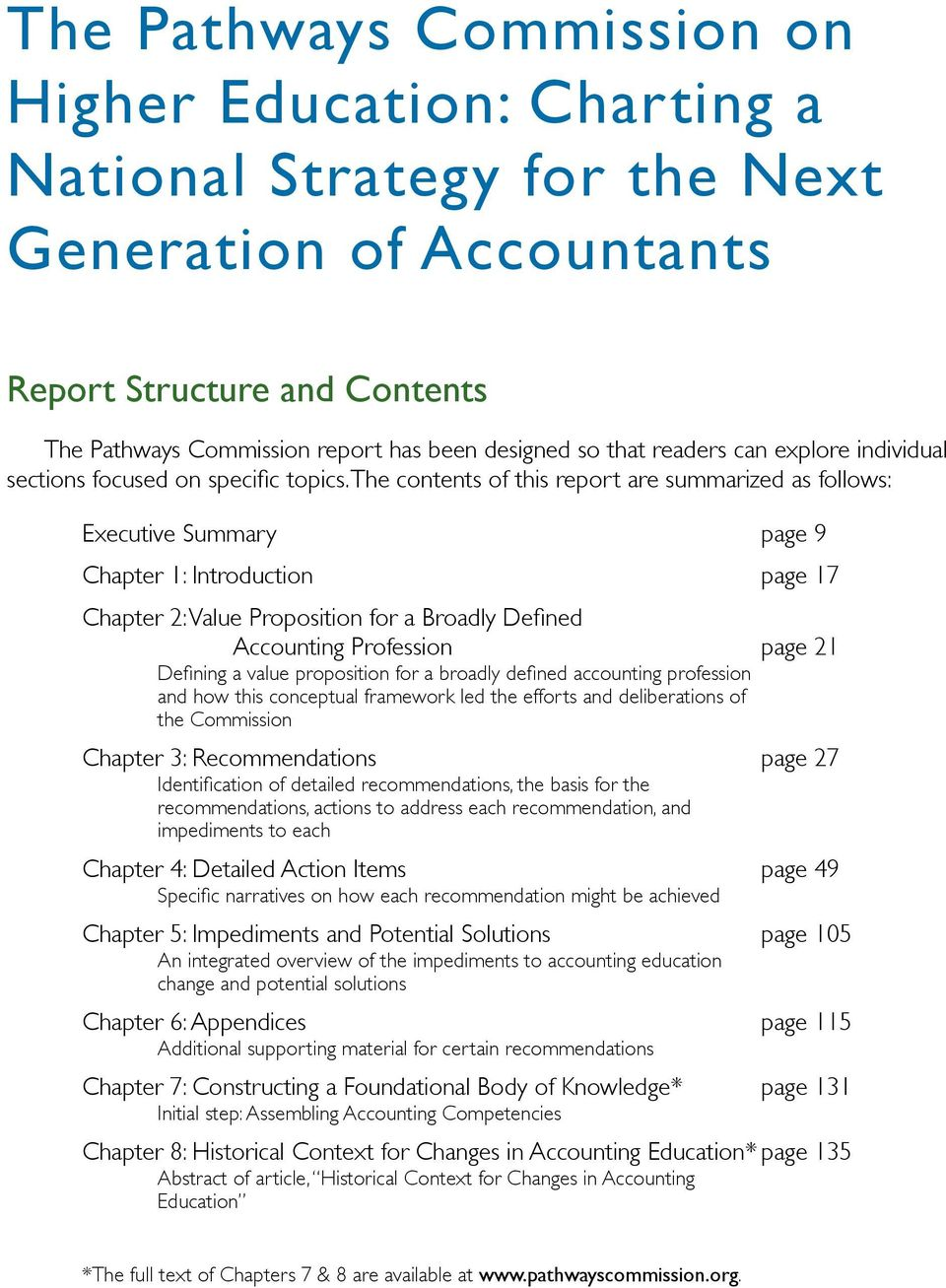 !!!!! page 17 Chapter 2: Value Proposition for a Broadly Defined! Accounting Profession!