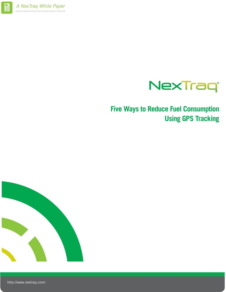 Five ways to reduce fuel consumption using gps tracking pdf 2 fleet management technology is changing the way fleet managers look at vehicle fuel consumption every fleet big or small must pay for fuel fandeluxe Images