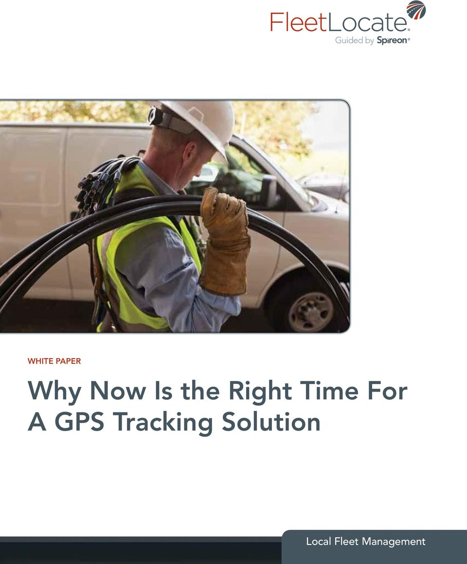 A GPS Tracking