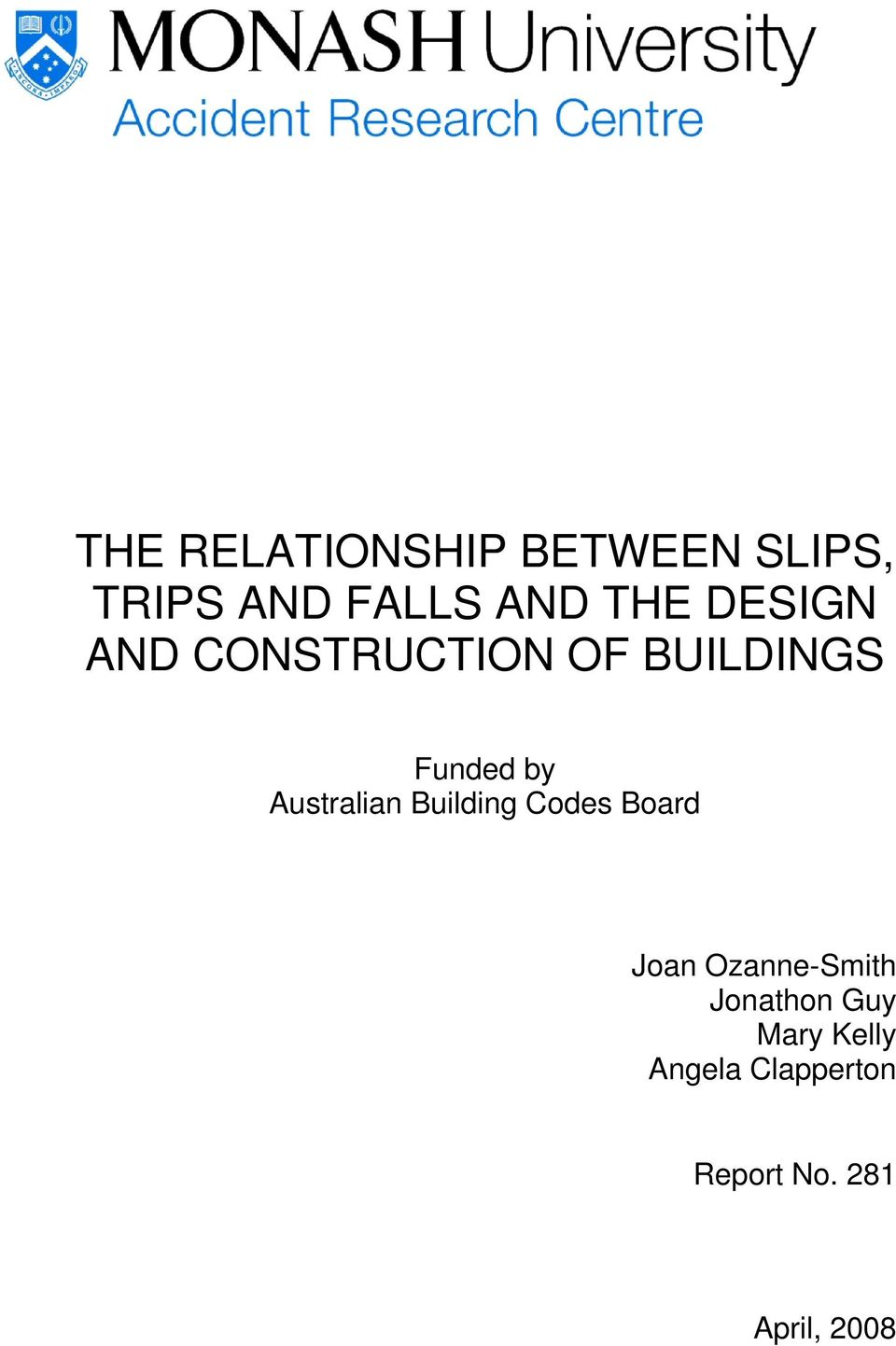 Australian Building Codes Board Joan Ozanne-Smith