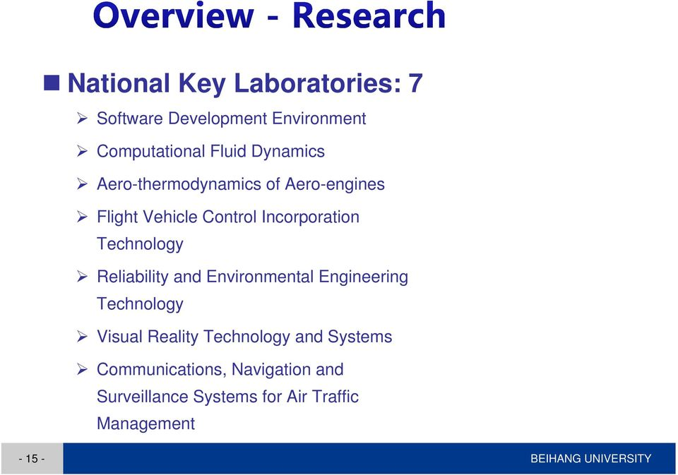 Reliability and Environmental Engineering Technology Visual Reality Technology and Systems