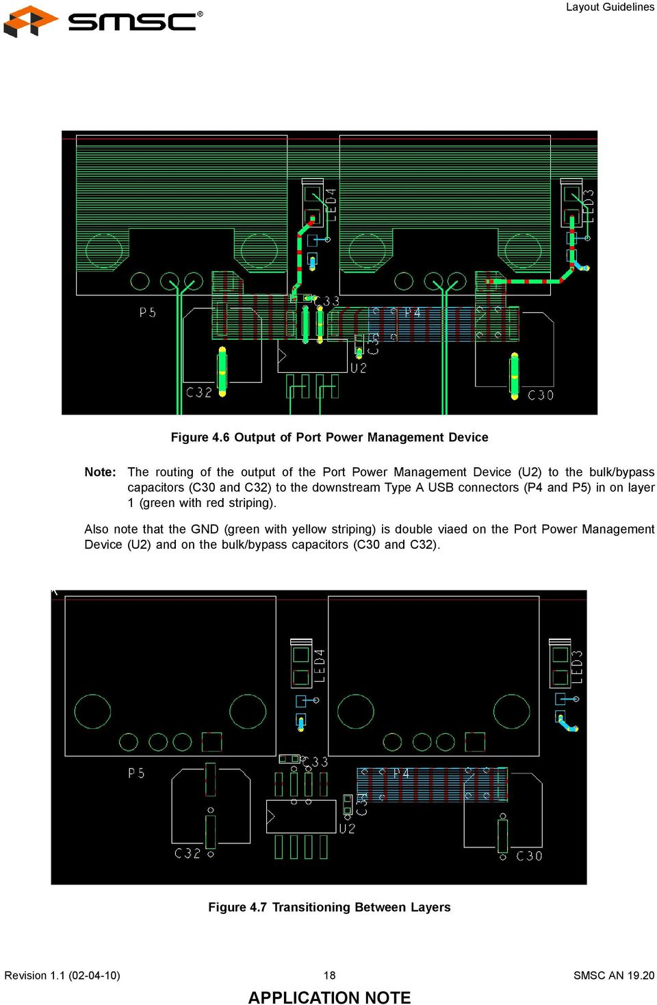 This layout guide provides important information about the PCB ... on