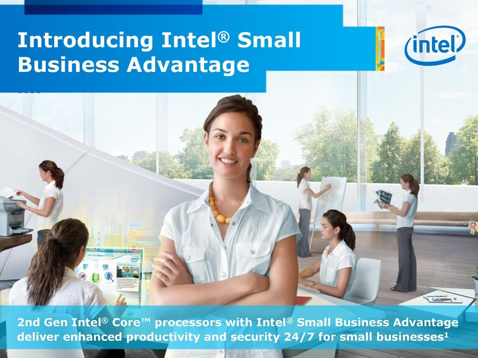 Small Business Advantage deliver enhanced