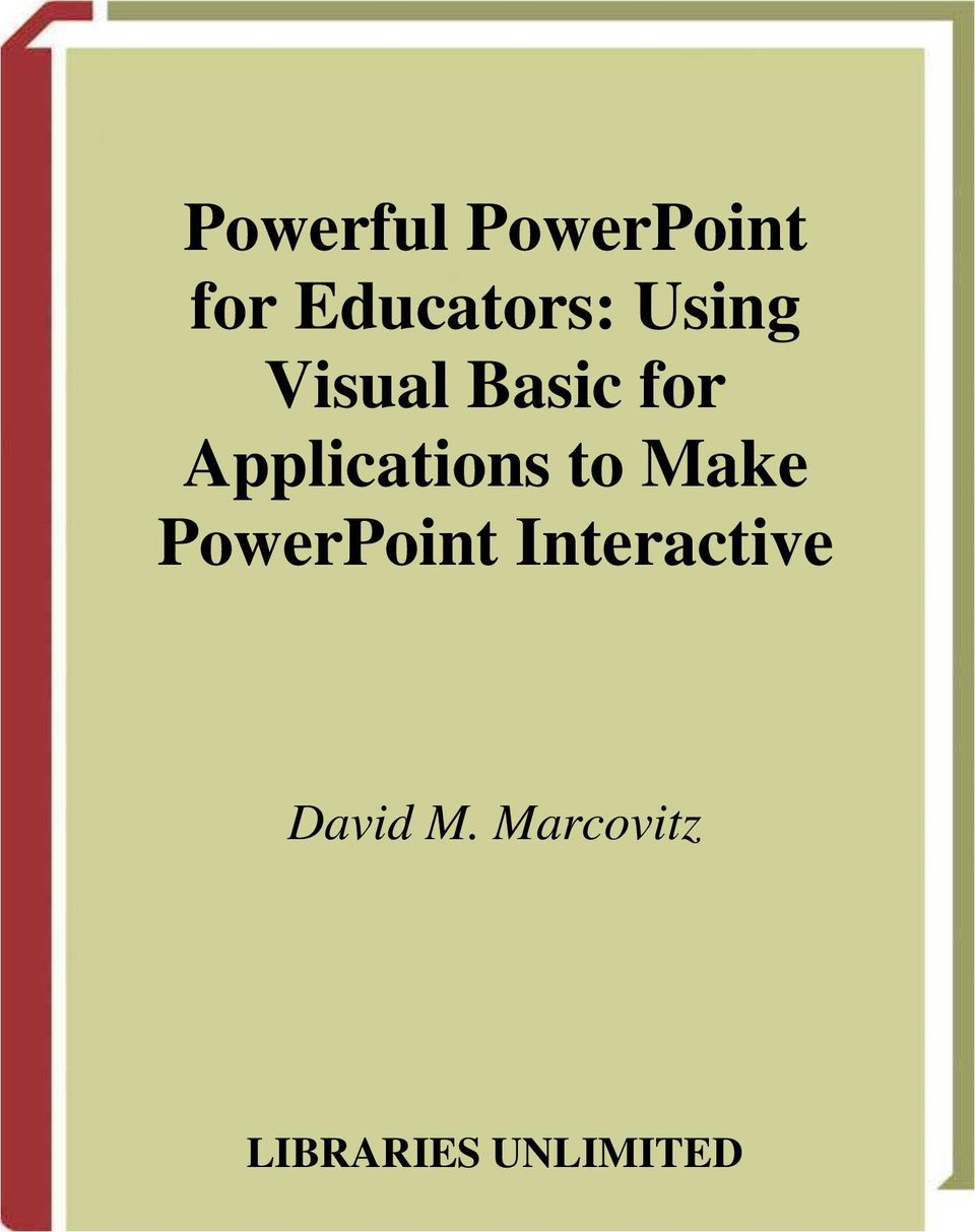 Applications to Make PowerPoint