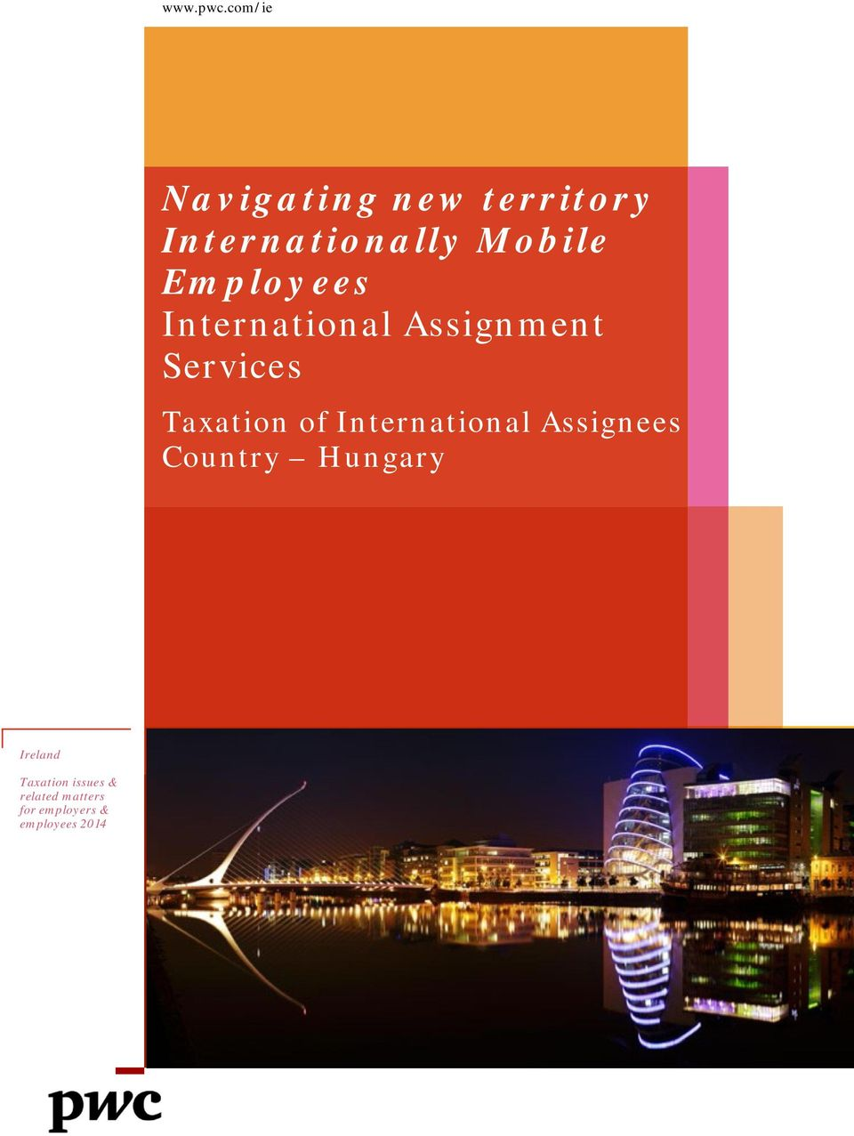 Employees International Assignment Services Taxation of
