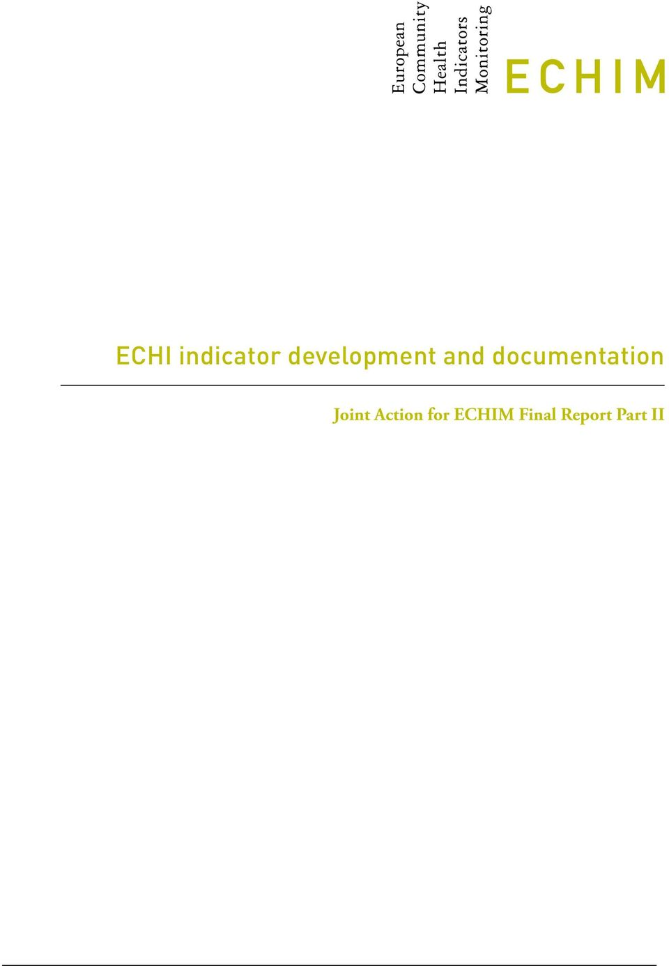 documentation Joint