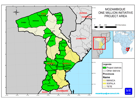 Impact evaluation of drinking water supply and sanitation interventions in rural Mozambique 3.
