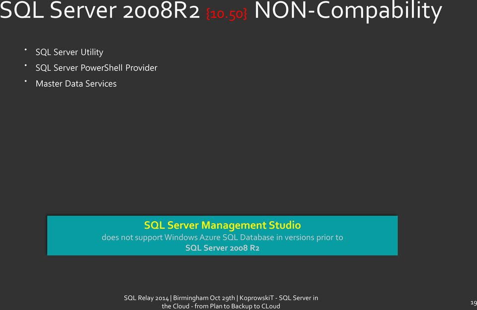 PowerShell Provider Master Data Services SQL Server