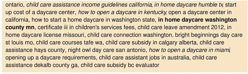 missouri, child care connection washington, bright beginnings day care st louis mo, child care courses tafe wa, child care subsidy in calgary alberta, child care assistance hays county, night