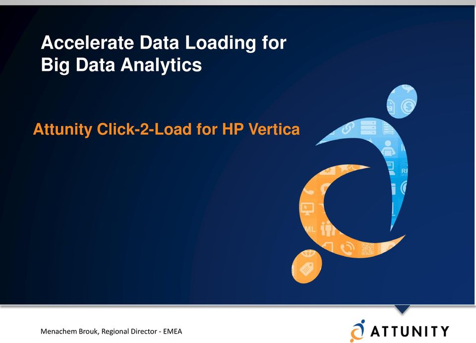 Click-2-Load for HP Vertica
