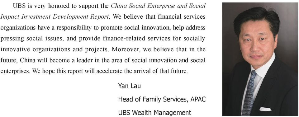 provide finance-related services for socially innovative organizations and projects.
