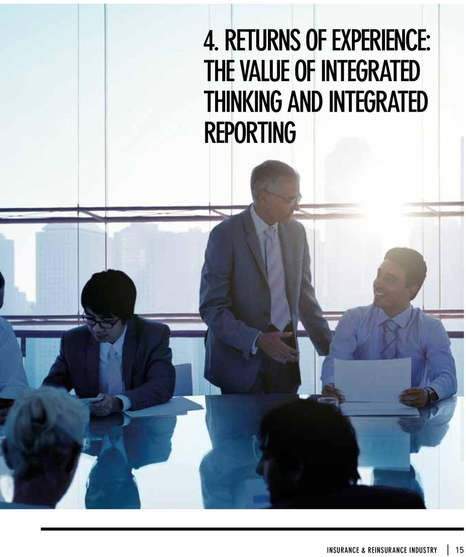 AND INTEGRATED REPORTING