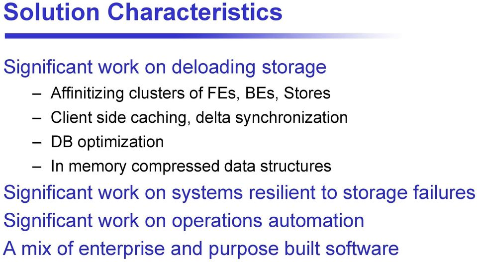 compressed data structures ignificant work on systems resilient to storage failures