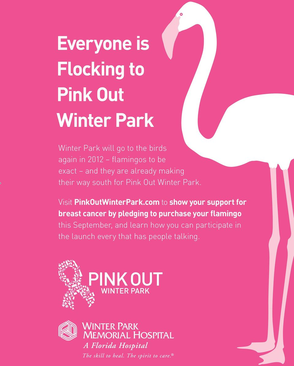 for Pink Out Visit PinkOutWinterPark.