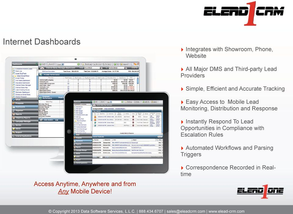 Instantly Respond To Lead Opportunities in Compliance with Escalation Rules!