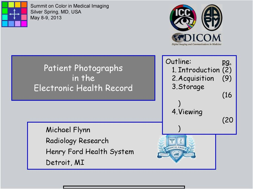 Flynn Radiology Research Henry Ford Health System Detroit, MI