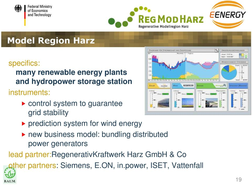 wind energy new business model: bundling distributed power generators lead