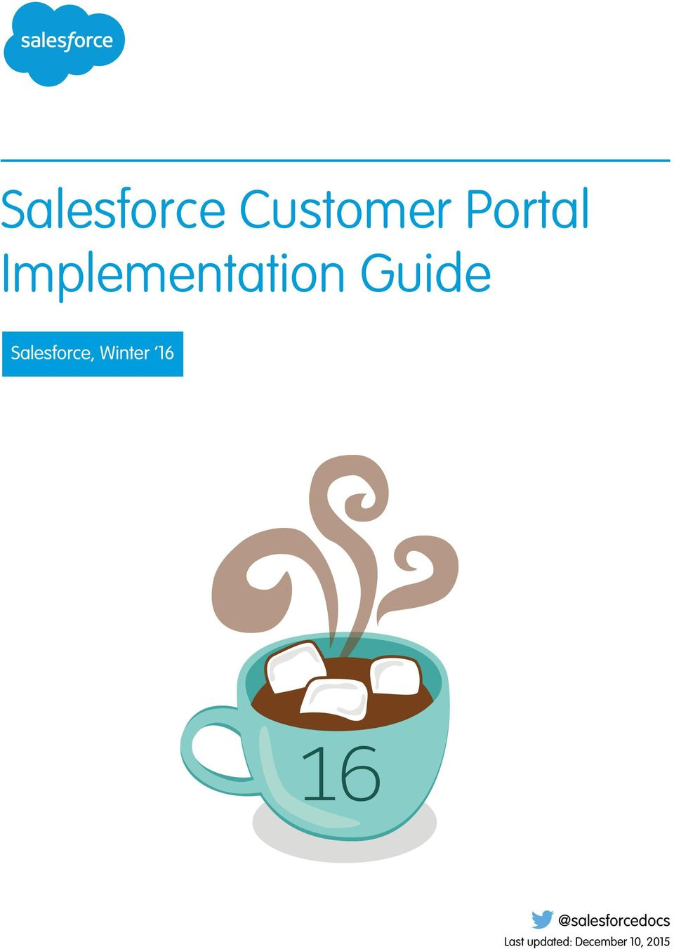 Salesforce, Winter 16